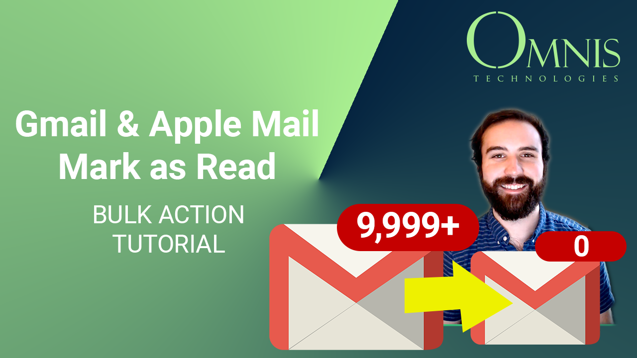 Mark as Read Bulk Action Gmail