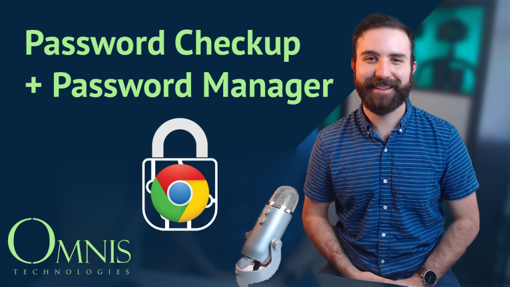 How to use Chrome's password checkup and password manager